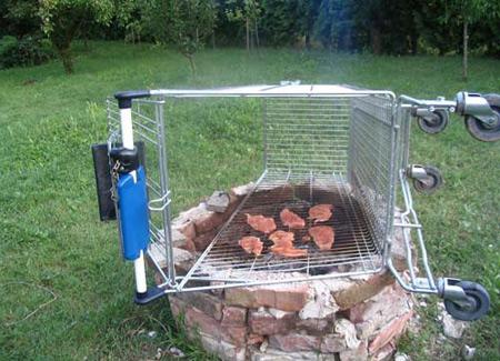 Cart-BBQ 2